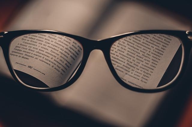 Brillen und Optiker